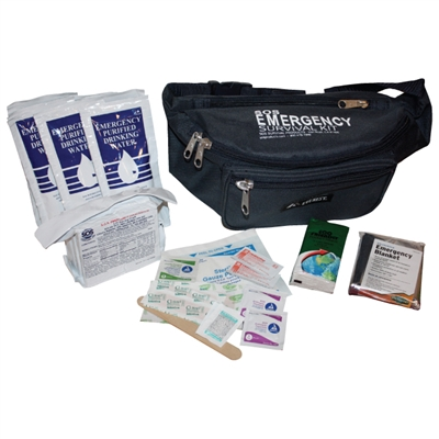 1-Person Fannypack Kit
