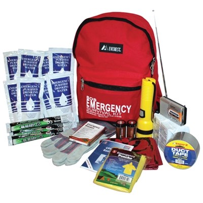 1-Person Deluxe Emergency Survival Kit