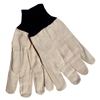 Cotton Canvas Gloves - 12-Pack