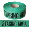 Staging Area Tape - 1,000 Ft. - White