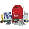 2-Person Deluxe Emergency Survival Kit in Backpack
