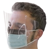 Eye Shield and Face Mask - 25-Pack