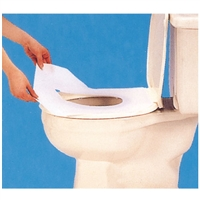 Toilet Seat Covers - 250-Pack