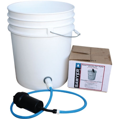 Point Zero 2 Water Purifier With Bucket