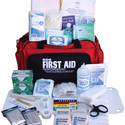 15-Person Trauma First Aid Kit