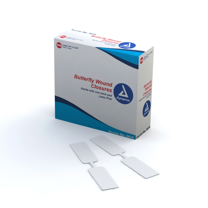 how to pack a wound with iodoform