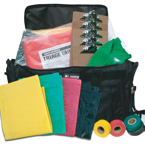 Multi Casualty Triage Kit Bags Ics Vests Triage Tape Amp More