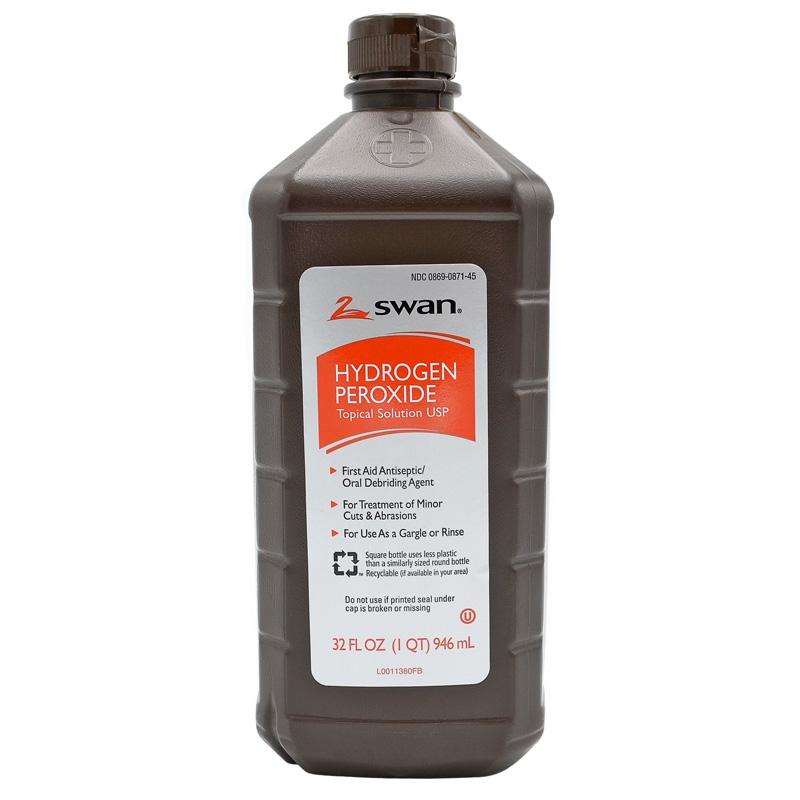 Hydrogen Peroxide 16 Oz
