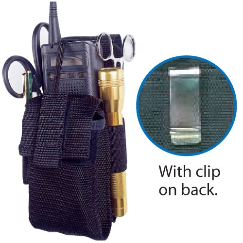 Radio Emt Combo Holster With Clip