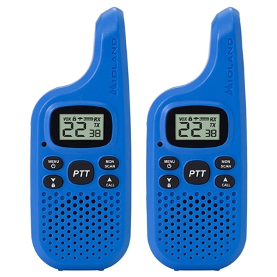 GMRS 22 Channel Radios