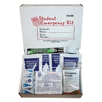 Boxed Student Emergency Kit