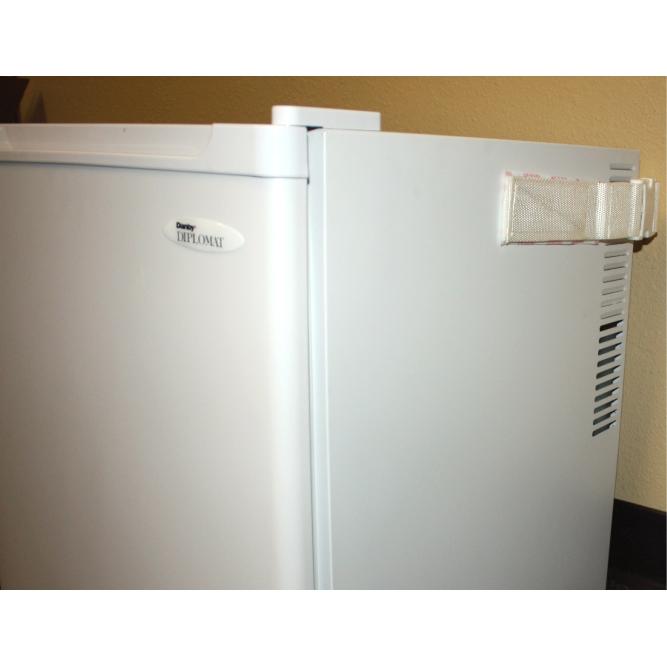 Refrigerator Strap White