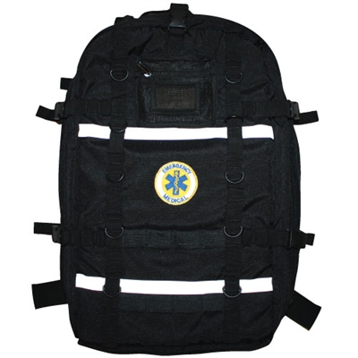 Medical Deluxe Backpack with Hydration
