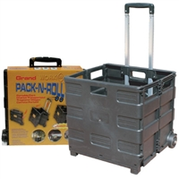 Folding Crate on Wheels - Large
