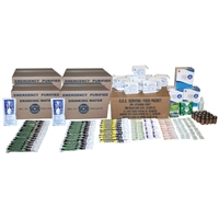 75-Person Office Support System Refill Kit