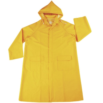 Raincoat with Hood - XX-Large