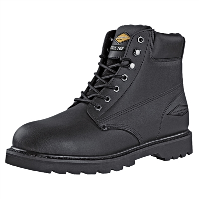 Work Boot Steel Toe Size 10