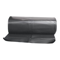 Plastic Sheeting 4 ML Black - 10' x 100'