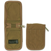 "Cordura Notebook Cover for 3"" x 5"" Notebooks"