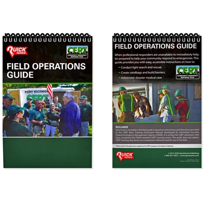Quick CERT Field Ops Guide