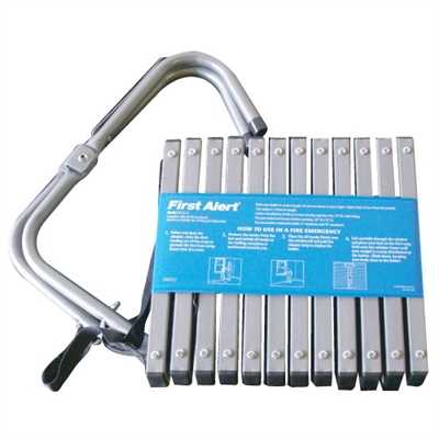 Fire Escape Ladder - 3-Story - Metal