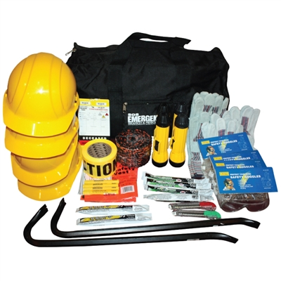 4-Person Search and Rescue Kit