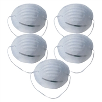 Dust Masks - 5-Pack