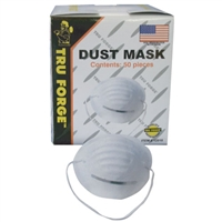 Dust Masks - 50-Pack