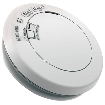 Combination Smoke & Carbon Monoxide Alarm - 10 Year