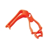 Glove Grabber Belt Clip - Orange