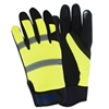 High Vis Gloves - Large
