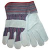 Leather Palmed Gloves - Small - Each