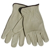 Drivers Leather Gloves - Large - Each