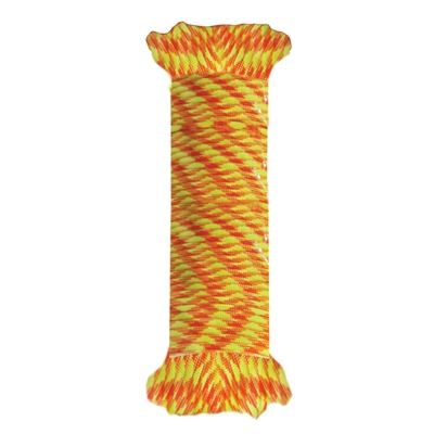 550 Paracord Orange/Yellow 50'