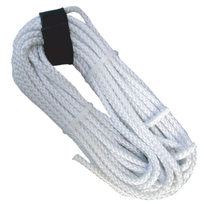 "Braided Nylon Rope - 1/4"" x 50 Ft."