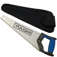 "14"" Soft Grip Hand Saw with Sheath"