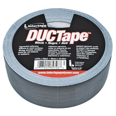 Utility Duct Tape - Deceased Black