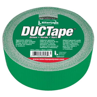 Utility Duct Tape - Minor Green