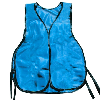 Fine Mesh Safety Vest - Blue