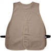 Cloth Safety Vest - Tan