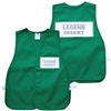 ICS Cloth Safety Vest - Green