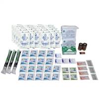 2-Person Deluxe Emergency Survival Kit Refill