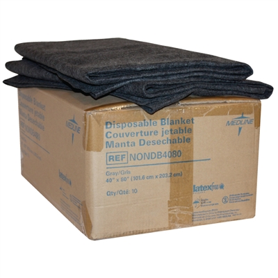 Polyester Blankets - Case of 10