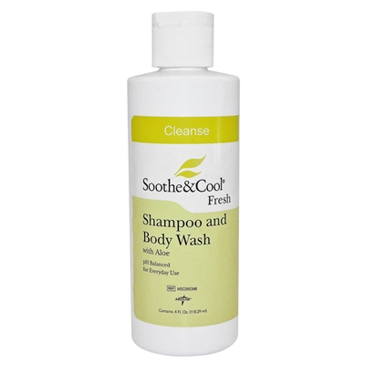 Shampoo / Body Wash - 4 oz.