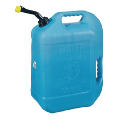 Water Can 6+ Gallon