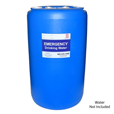 Water Barrel - 20 Gallon