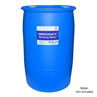 Water Barrel - 30 Gallon  sc 1 st  SOS Survival Products & Survival Water Storage u0026 Filtration | Canteens Filters u0026 Boxed Water
