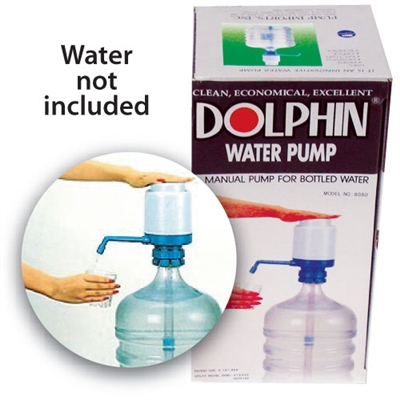 Dolphin Water Bottle Pump