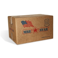 Star MRE Meal with Heater - 12 per Case