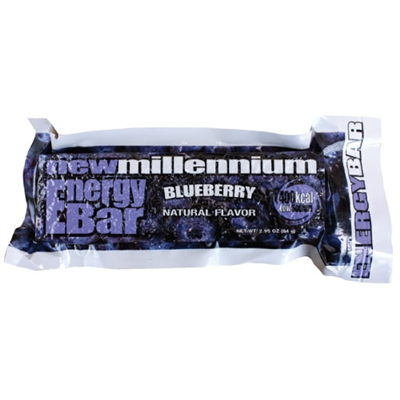 Millennium Energy Bar - Blueberry